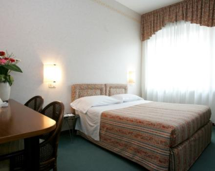 Discover the comfortable rooms at the Best Western Hotel Crimea in Turin