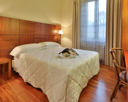 Come to the Best Western Hotel Crimea in Turin city centre. Quiet area. Free Wifi. Internal parking