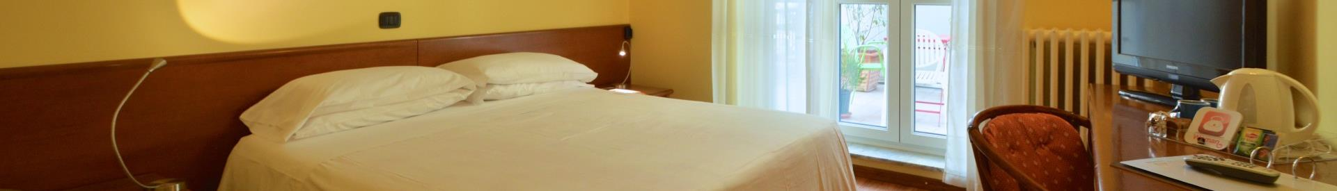 Book your room now in the best 3-star hotel in Turin