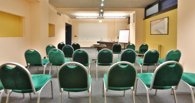Best Western Hotel Crimea meeting room close to the Centre of Turin-the meeting room ideal for meetings Taipei up to 35 people