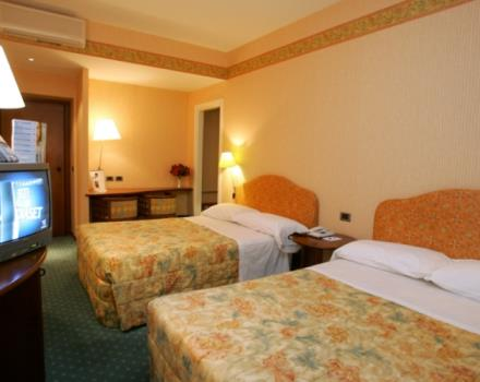 Visit Turin and stay at the Best Western Hotel Crimea