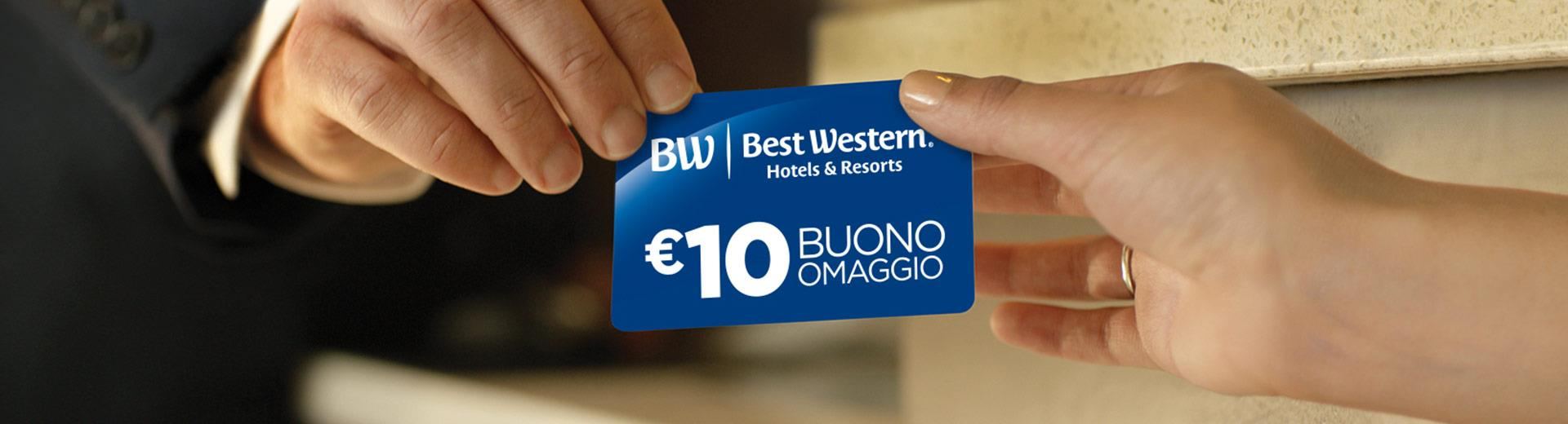 Winter Promotion BW Rewards® - Hotel Crimea Torino