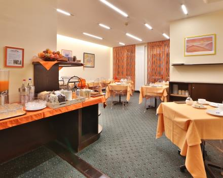 Buffet breakfast Turin-Best Western Hotel Crimea Turin near the Centre with quality biological products Km 0