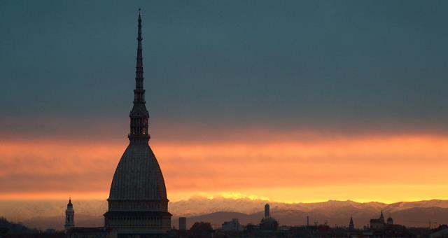 The symbol of Turin.