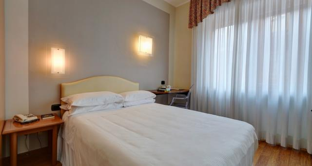 Book your room now at the Best Western Hotel Crimea Turin