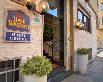 Welcome to the Best Western Hotel Crimea Turin: tranquillity and professionalism in a friendly atmosphere, a short distance from the Center